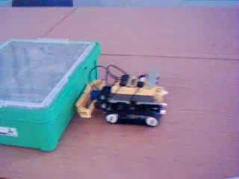 Lego Robots Chris & Geno
