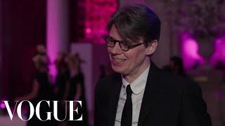 Chief Curator Andrew Bolton on Rei Kawakubo's Genius | Met Gala 2017