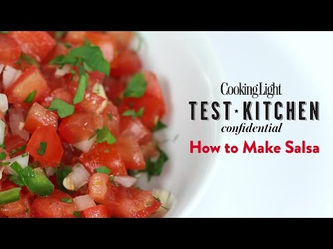 How to Make Salsa | Cooking Light