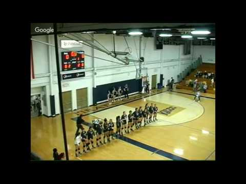 Independence Community College Lady Pirates Volleyball vs Highland Community College