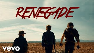 Смотреть клип Hollywood Undead - Renegade