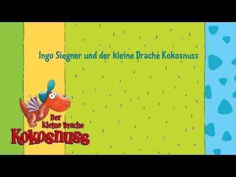 Der kleine Drache Kokosnuss und der schwarze Ritter YouTube Hörbuch Trailer auf Deutsch