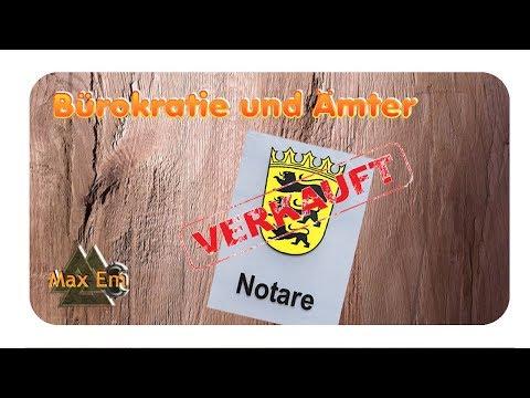 Grundstückskauf Vlog #2 - Notar und Bürokratie