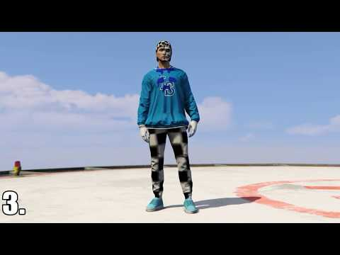 GTA5 | Male Components: 13 Full Component ONLY Outfits (w/components in desc!)