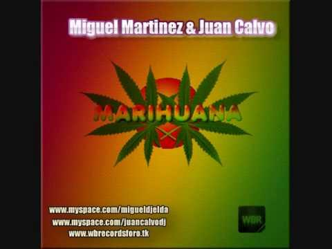 CUT Miguel Martinez & Juan Calvo - Marihuana (Original Mix)