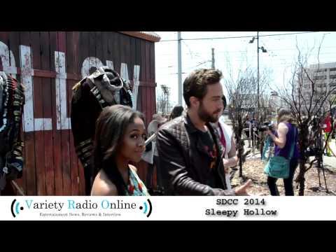 Sleepy Hollow - Interviews - Comic Con 2014