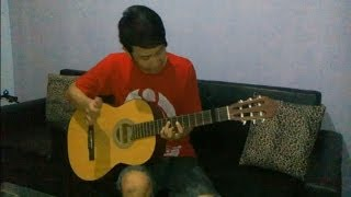 Oplosan - Nathan Fingerstyle Gitar Cover (New Arrangement)
