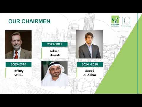 Emirates Green Building Council - 10 Years of Achievements