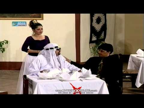 PAYING GUEST - UMAR SHARIF - PAKISTANI COMEDY STAGE DRAMA