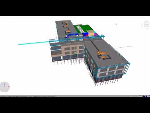 Retour d'expérience : Campus Thales Bordeaux | #MOOCBIM GA Smart Building - INSA Toulouse