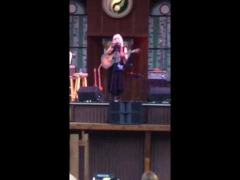 "Emmylou Harris, ""After the Gold Rush,"" Telluride Bluegrass Festival, June 19, 2016"