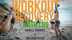Does CBD Actually Help With Your Workout Recovery?