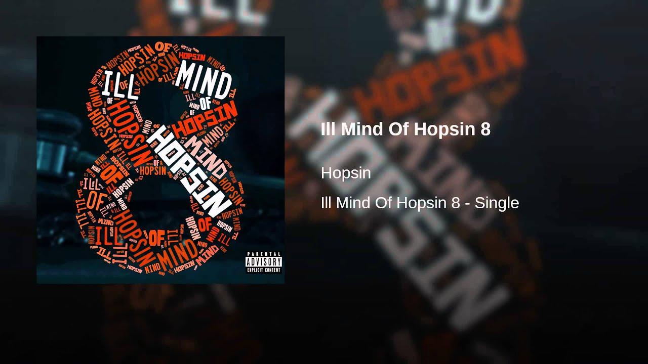 Ill Mind Of Hopsin 4 Album Cover - 135.2KB