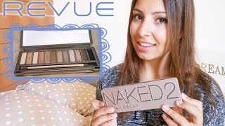[ REVUE & SWATCHS ] Naked 2 - Urban Decay Thumbnail