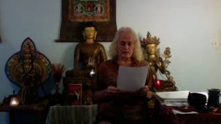 Green Tara with ordinary and extraordinary 5 elemental practice