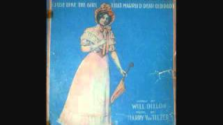 American Quartet - I Want a Girl (Just Like the Girl That Married Dear Old Dad) (1911)