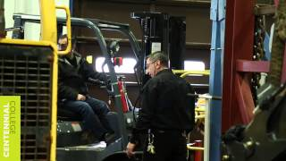 Centennial College: Heavy Duty Equipment Technician Program