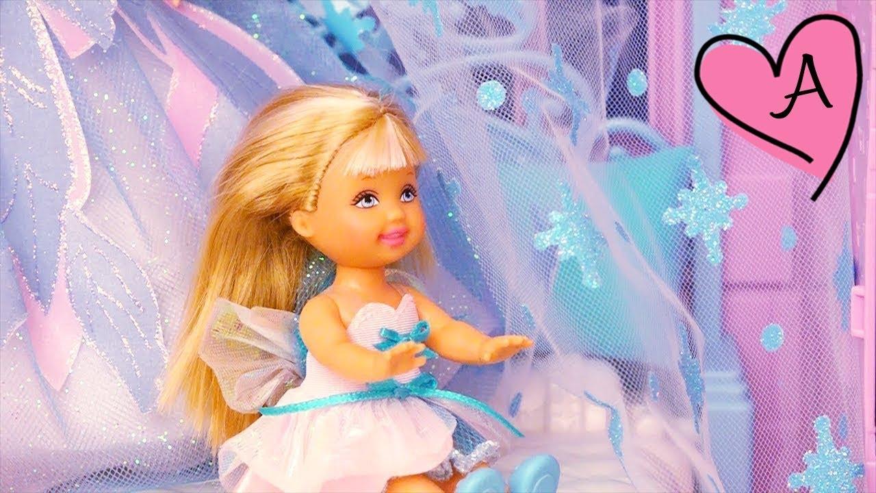 Castillo gigante Barbie Lago de los Cisnes | Muñecas y Juguetes con ...