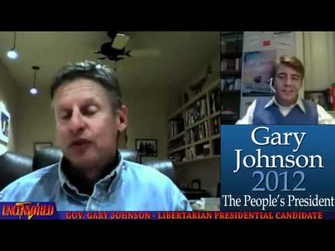 should-non-violent-drug-offenders-be-pardoned?---gary-johnson-&-goproud-web-q&a-(2011-12-01)