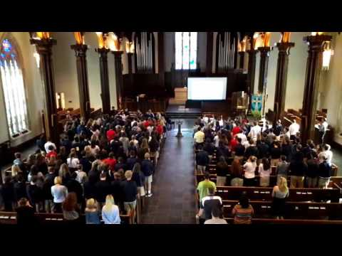 Hickory Christian Academy Praise and Worship Team
