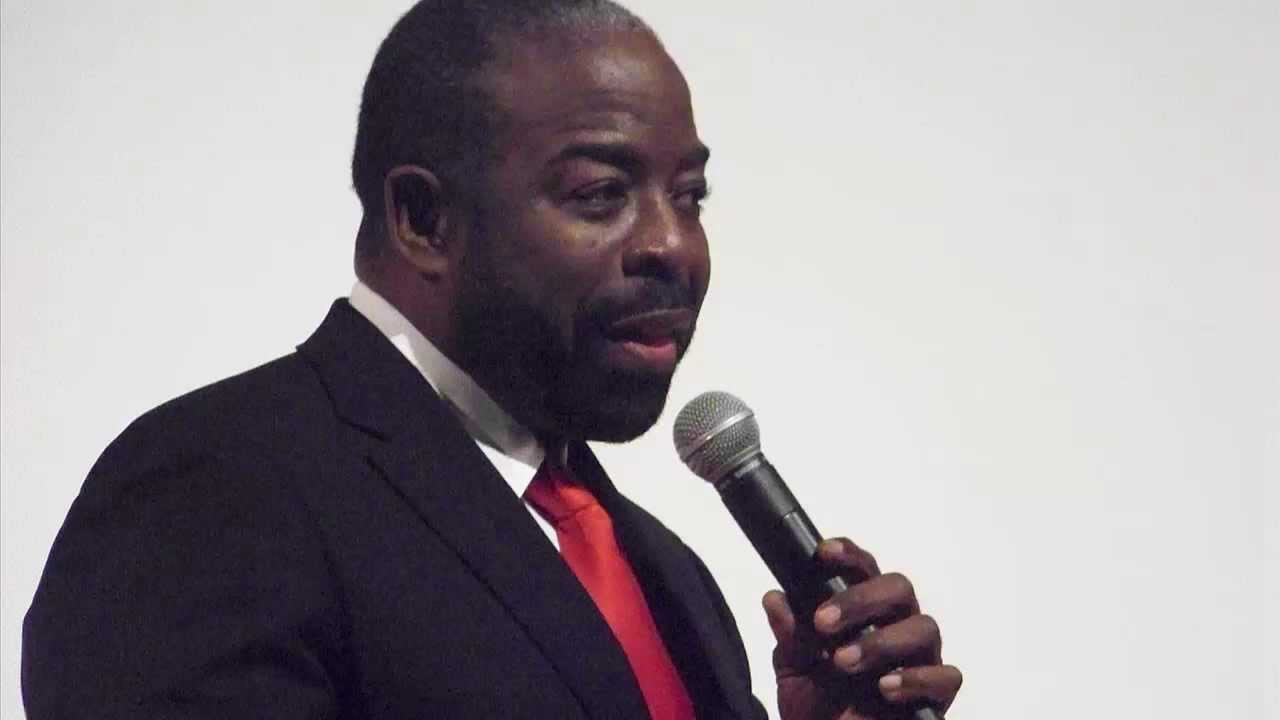 Les Brown UNRELEASED speech....