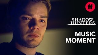 "Shadowhunters | Season 3, Episode 11 Music Moment: Freya Ridings - ""Lost Without You"" 
