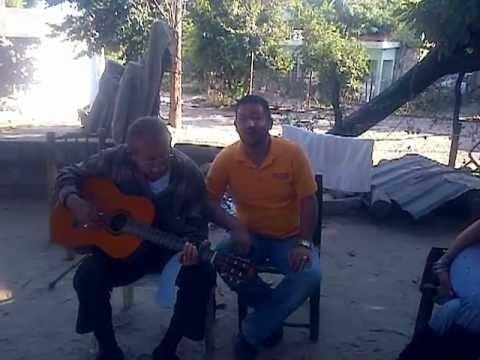 Rama SecaOmar Meza El Comandante a dueto con su padre