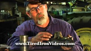 Rebuilding Water Pump & Pulley
