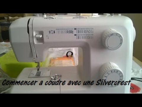 Start sewing with Silvercrest machine for Beginners (e) .- Couture