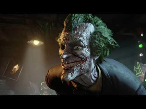 Batman: Return To Arkham - Fake Joker Gag Cutscene (HD)