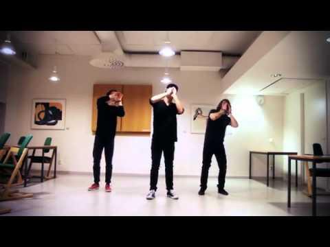 The Avicii Levels Dance Routine
