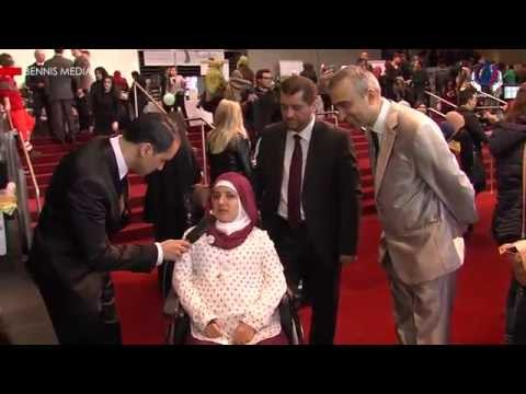 Maher Zain Charity Concert in Germany 2014 - German-English Version