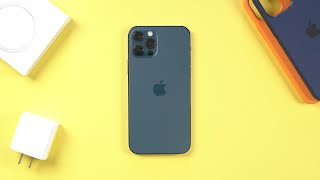 iPhone 12 Pro Unboxing & Hands-On