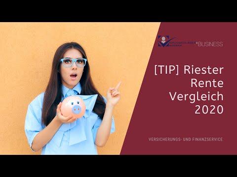 [TIP!] Fondsgebundene Riester Rente Vergleich 2017 Tarife