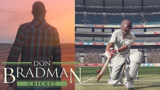 don bradman cricket career 5 years later ps4