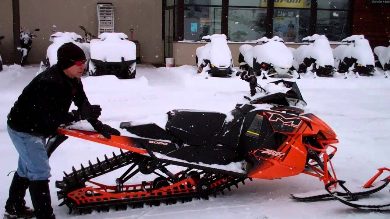 2014 Arctic Cat Snowmobiles On Sale At Power World