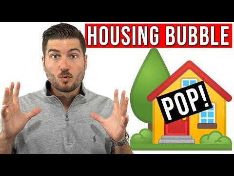 When Will The Housing Market Crash? (Housing Bubble!)