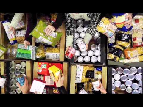 Lanka food bank trailer