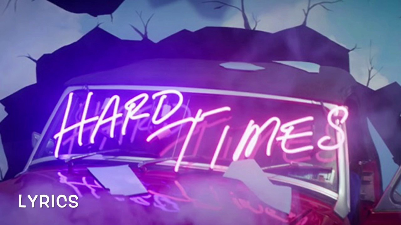Mania Wallpaper Fall Out Boy Hard Times Paramore Lyrics Youtube