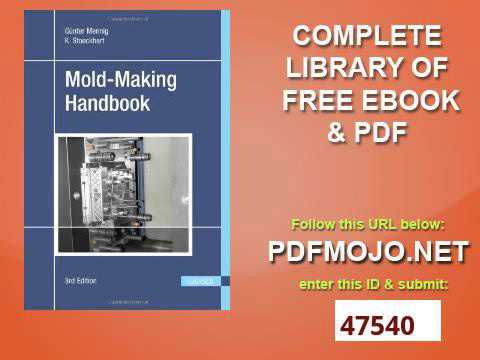 Mold Making Handbook Pdf