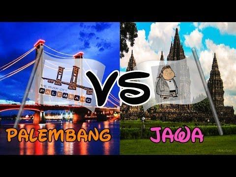 LANGUAGE CHALLENGE - PALEMBANG vs JAWA Part 1