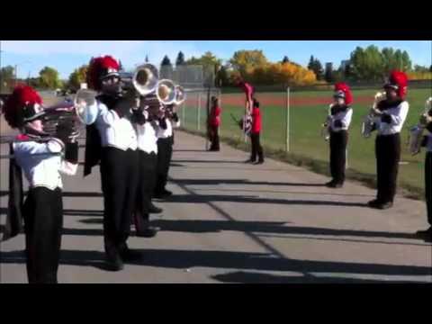 Bishop Grandin Marching Ghosts - Calgary Catholic School District Run & Walk