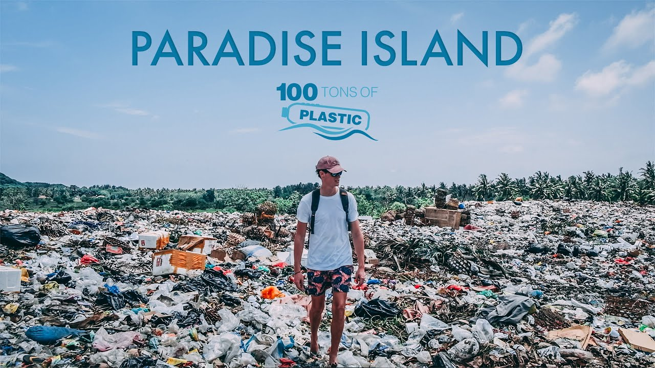 PARADISE ISLAND | Bali's Fight Against Plastic