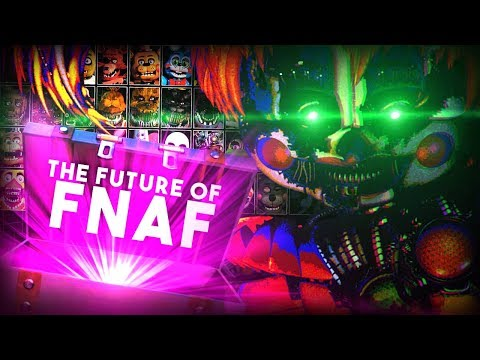 THE FUTURE OF FIVE NIGHTS AT FREDDY'S! (CUSTOM NIGHT + MORE)