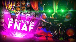 THE FUTURE OF FIVE NIGHTS AT FREDDYS CUSTOM NIGHT  MORE