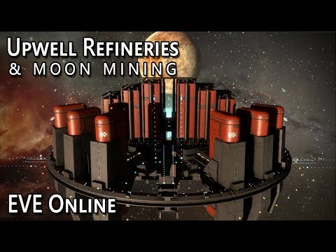 EVE Online Refineries and Moon Mining: Athanor & Tatara Overview
