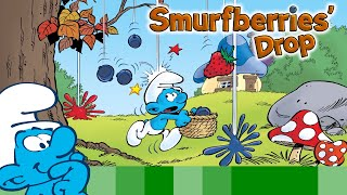 Play with The Smurfs: Smurfberries' Drop • Смурфики