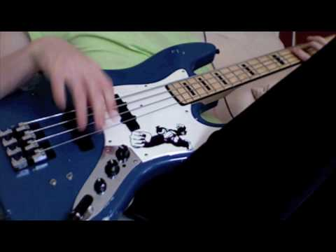 flatwounds on j and p bass stingray youtube