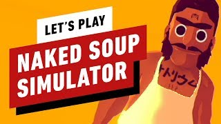 RAWMEN: Like Splatoon, but With Nude Men and Soup