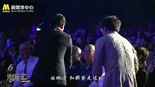 林俊杰献唱歌曲《不为谁而作的歌》 超长变调震撼全场【成龙国际电影周开幕式】